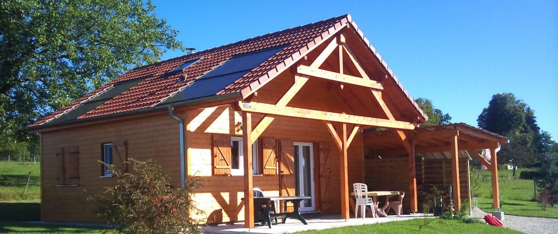 maison bois jouan