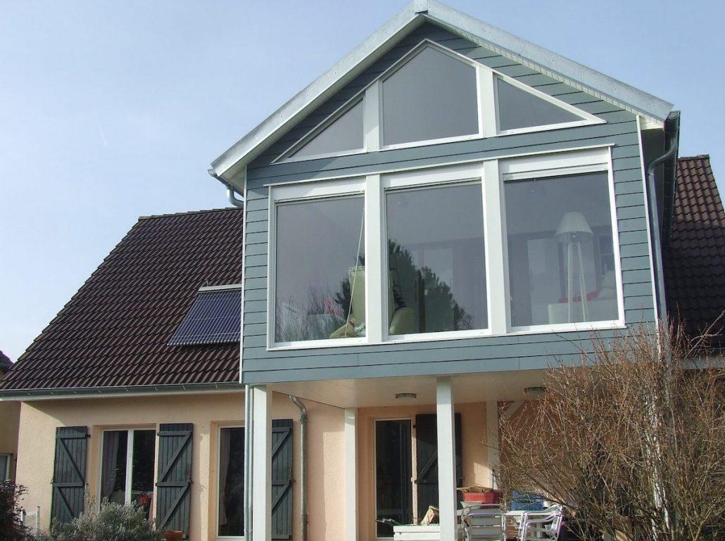 Votre projet d 39 agrandissement jouan maison bois for Agrandissement maison 68